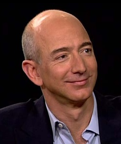 photo de Jeff Bezos